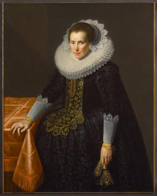 Image for Portrait of Henrica Ploost van Amstel