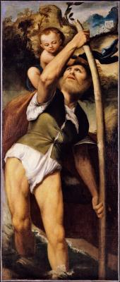Image for Saint Christopher