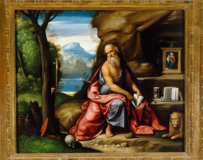Image for Meditation of Saint Jerome