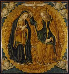 Image for Coronation of the Virgin