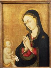 Image for Madonna Adoring the Child