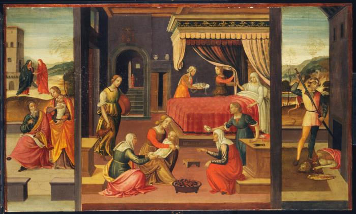 Image for The Birth of St. John the Baptist