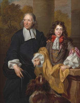 Image for Portrait of a Young Man and His Tutor