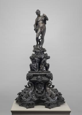 Image for Andiron with Figure of Venus
