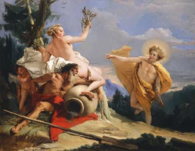 Image for Apollo Pursuing Daphne