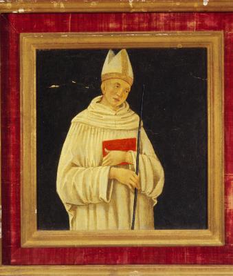 Image for Bishop Saint, A