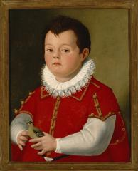 Image for Portrait of a Boy in Red