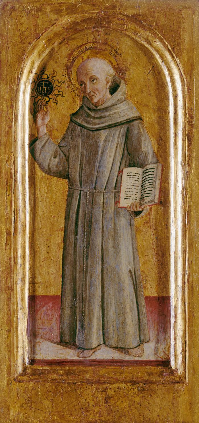 Image for Saint Bernadino of Siena