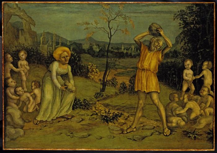 Image for The Myth of Deucalion and Pyrrha