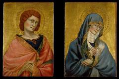 Image for Mater Dolorosa and Saint John the Evangelist