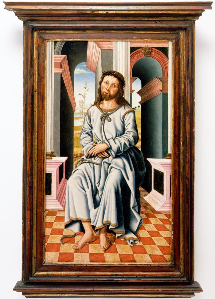 Image for Christ in Repose (Herrgottsruh)