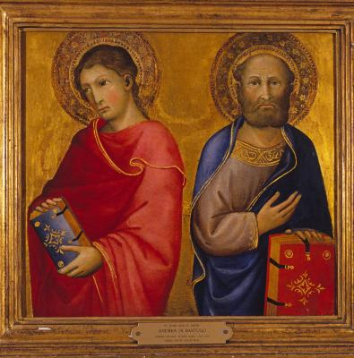 Image for Saint John and Saint Peter