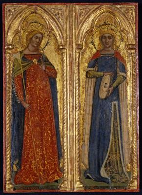 Image for Saints Ursula and Christina