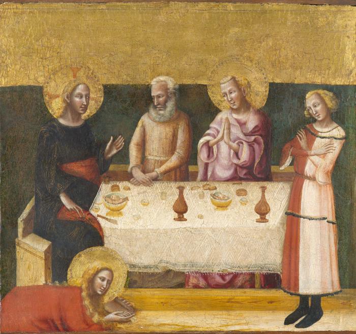 Image for Mary Magdalene Washing Christ's Feet