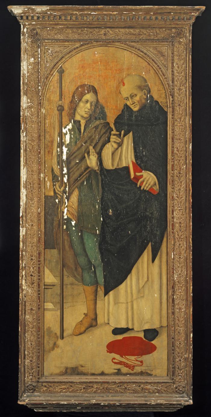 Image for Saints Roch and Vincent Ferrer
