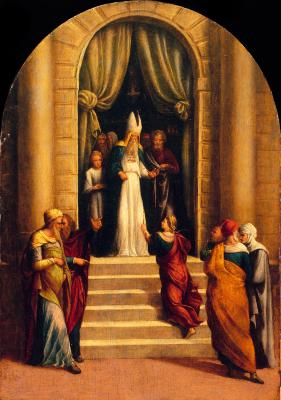 Image for The Presentation of the Virgin