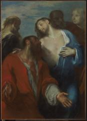 Image for The Incredulity of Saint Thomas