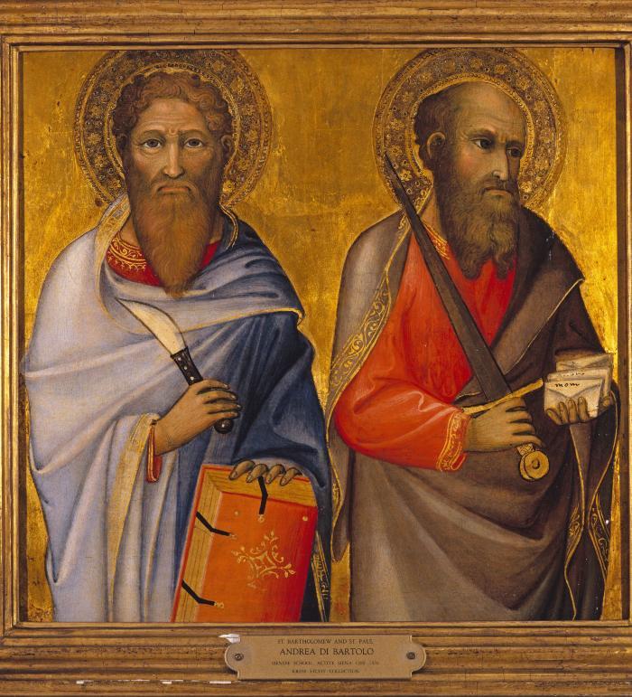 Image for Saint Bartholomew and Saint Paul