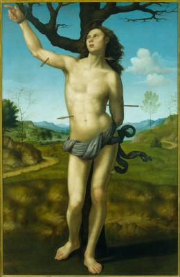 Image for Saint Sebastian