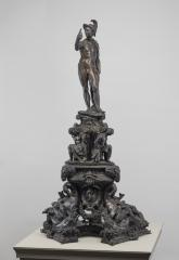 Image for Andiron with Figure of Mars