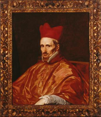 Image for Cardinal Don Gaspar de Borja y Velasco