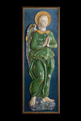 Image for Angel in Adoration (Facing Left)