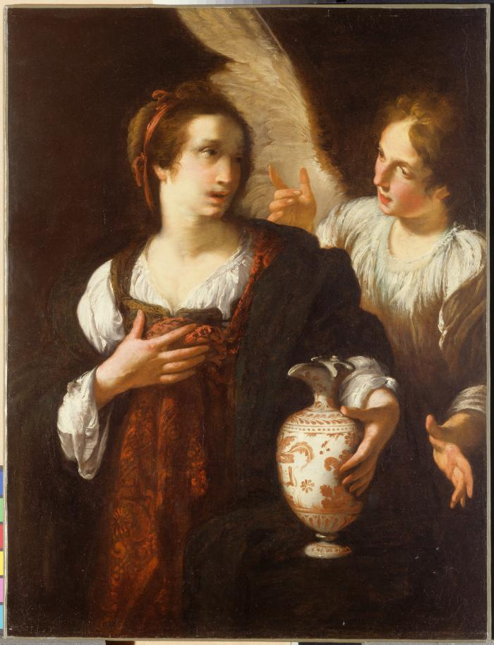 Image for Hagar and the Angel