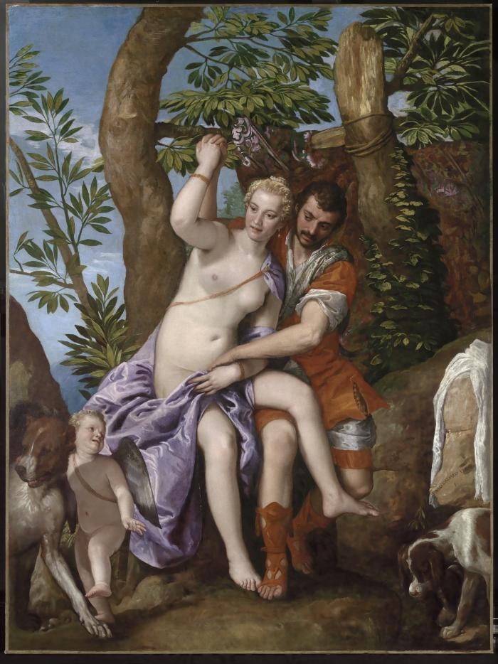 Image for Venus and Adonis