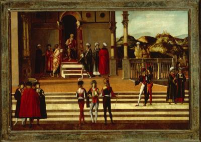 Image for Joseph Interpreting Pharaoh's Dream