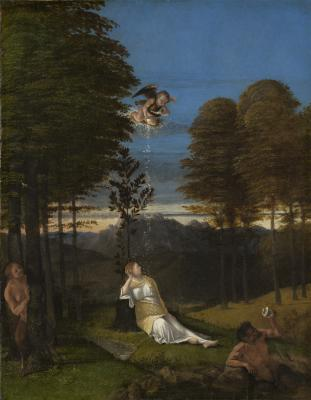 Image for Allegory of Chastity