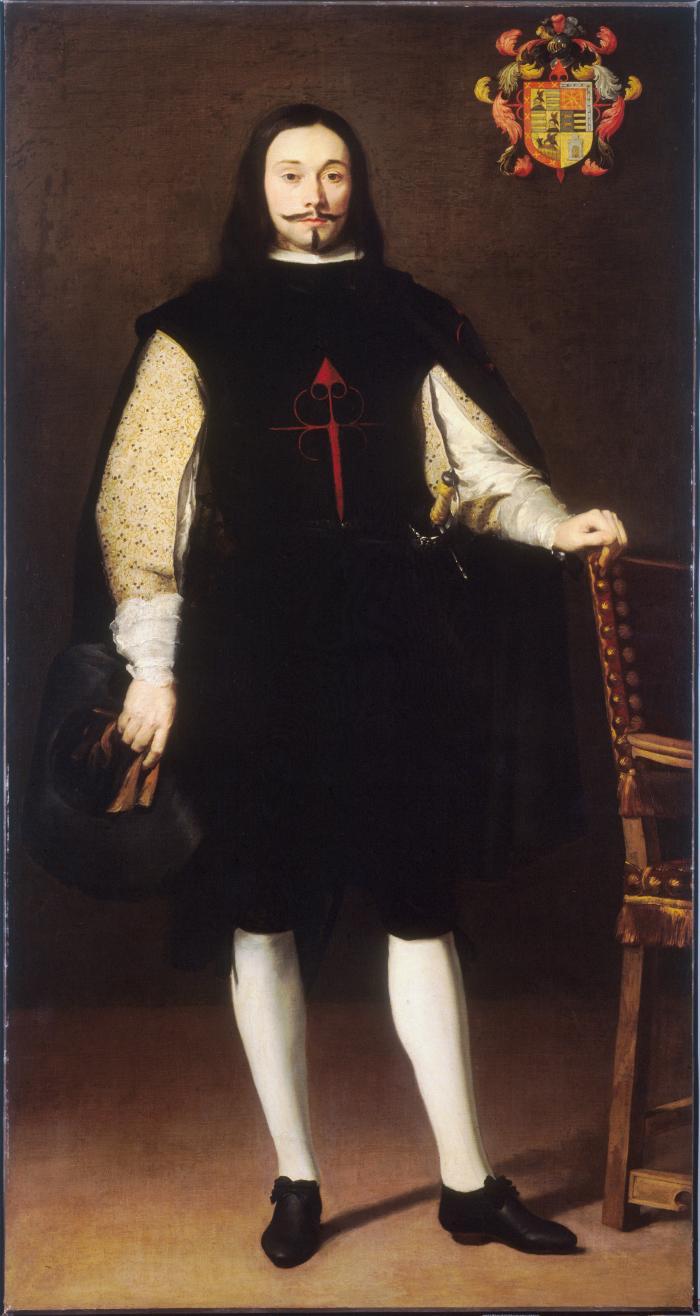 Image for Portrait of Don Diego Félix de Esquivel y Aldama