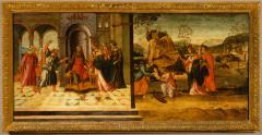 Image for Moses Steps on Pharaoh's Crown; The Finding of Moses
