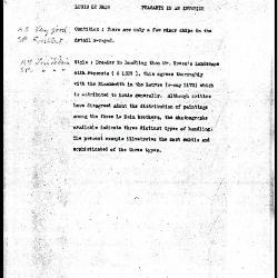 Image for K1418 - Alan Burroughs report, circa 1930s-1940s