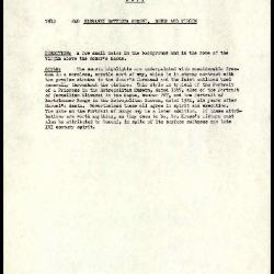 Image for K0240 - Alan Burroughs report, circa 1930s-1940s
