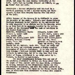 Image for K0476 - Alan Burroughs report, circa 1930s-1940s