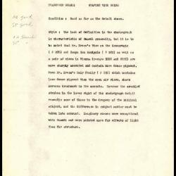 Image for K1332 - Alan Burroughs report, circa 1930s-1940s