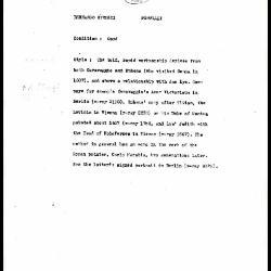 Image for K1416 - Alan Burroughs report, circa 1930s-1940s