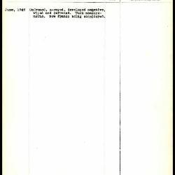 Image for K1332 - Work summary log, 1948
