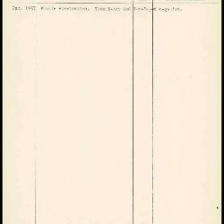 Image for K1333 - Work summary log, 1967