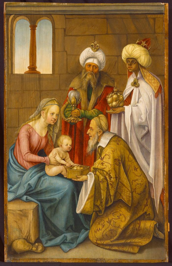Image for Adoration of the Magi