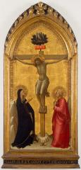Image for Christ on the Cross with the Virgin and Saint John