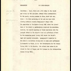 Image for K1399 - Alan Burroughs report, circa 1930s-1940s