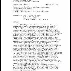 Image for K1681 - Examination summary, 1988