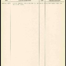 Image for K1681 - Work summary log, 1969
