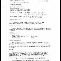 Image for K1647A - Examination summary, 1985