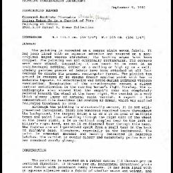 Image for K1810 - Examination summary, 1991