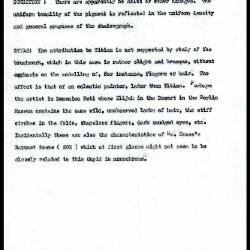 Image for K0390 - Alan Burroughs report, circa 1930s-1940s