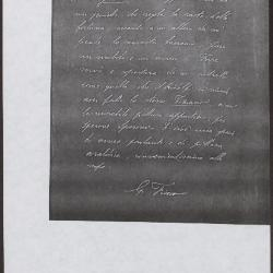 Image for K0390 - Expert opinion by Fiocco, 1935