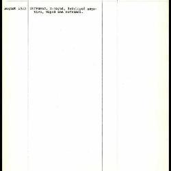 Image for K1408 - Work summary log, 1947