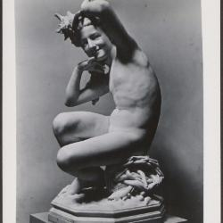 Image for K1259B - Art object record, circa 1930s-1950s